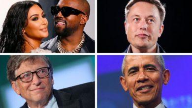 Photo of Хакери зламали акаунти знаменитих людей