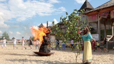 Photo of Під Києвом відсвяткують Івана Купала за стародавніми традиціями*