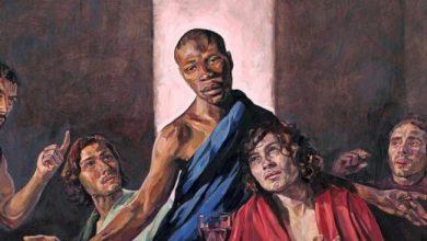 Photo of Боротьба з расизмом набирає нових обертів: на вівтарі собору з'явився незвичний образ Ісуса Христа