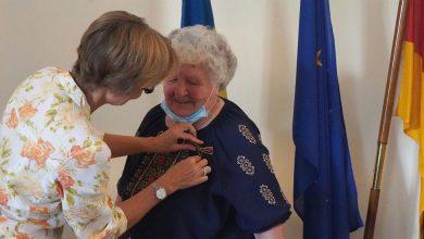 Photo of Німеччина нагородила орденом за заслуги українку, яка пережила гестапівські в'язниці і концтабори