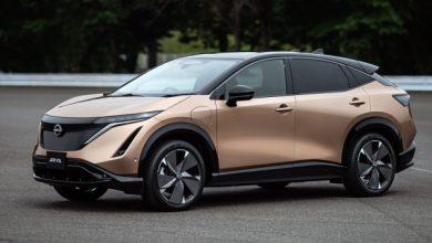 Photo of Nissan презентував новий електричний позашляховик Ariya (ФОТО)
