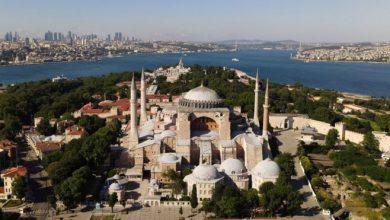 Photo of У Стамбулі православний собор Святої Софії перетворюють в мечеть