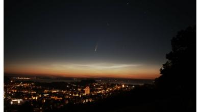 Photo of Найяскравіша комета за 23 роки Neowise відлітає: як встигнути побачити