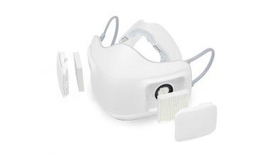 Photo of LG створила маску з очищувачем повітря
