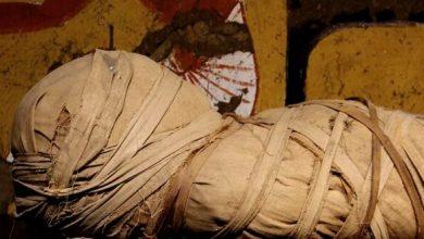 Photo of На мідних шахтах у Чилі робочі знайшли чотири мумії в яскравому одязі
