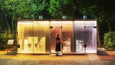 Photo of В Японії встановили прозорі громадські туалети (ФОТО)