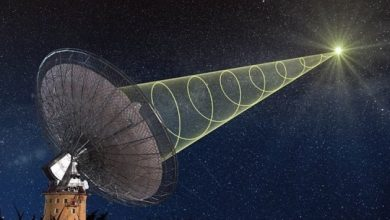Photo of Астрономи спостерігають за загадковими радіохвилями з космосу, які циклічно повторюються