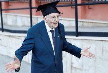 Photo of Італієць у 96 років закінчив університет