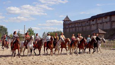 Photo of Масштабні історичні кінні баталії пройдуть під Києвом*