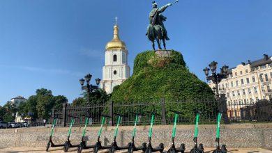 Photo of В Києві запускають прокат електросамокатів: яка вартість та де їх знайти