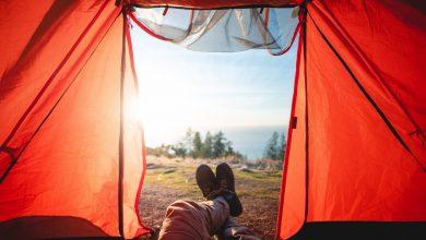 Photo of Де відпочити з палатками на Дніпрі: цікаві місця