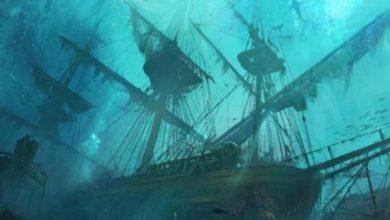 Photo of Вчені виявили стародавнього монстра у трюмі затонулого корабля