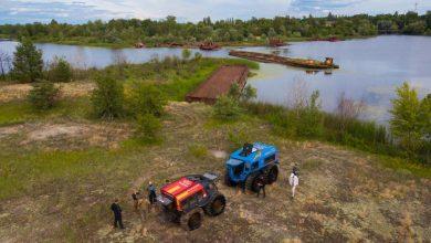 Photo of У Чорнобильській зоні відкрили новий туристичний маршрут на всюдиходах