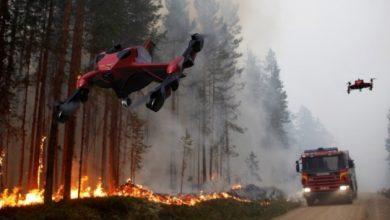 Photo of Американці створили гібридний дрон-пожежник (ФОТО)
