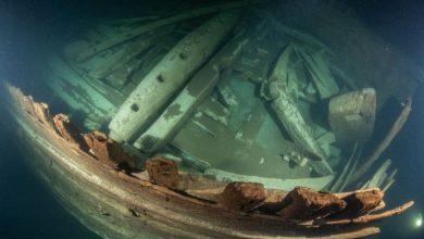 Photo of На дні Балтійського моря знайшли загадковий старовинний корабель