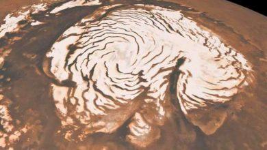 Photo of На Марсі виявили систему солоних озер