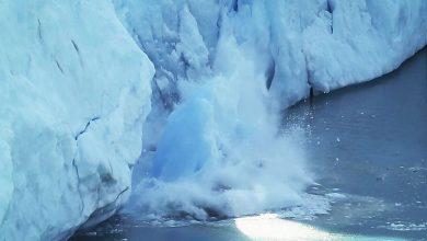 Photo of Від найбільшого льодовика Гренландії відколовся гігантський шматок