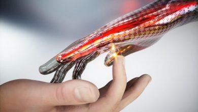 Photo of Створено електронну шкіру, яка здатна відчувати біль