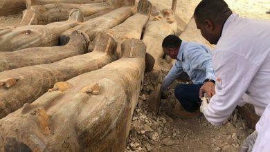 Photo of В Єгипті знайдено 14 неушкоджених саркофагів, яким понад 2500 років