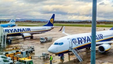 Photo of Ryanair скасовує більшу частину рейсів з України у вересні: що відомо