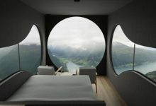 Photo of У Норвегії можна орендувати будинок-шпаківню із розкішним краєвидом на фіорди