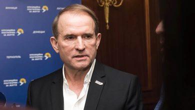 Photo of Медведчук: Голосование за заявление по Беларуси направлено против интересов Украины