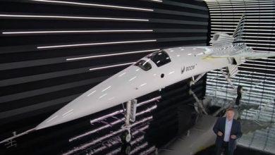 Photo of У США презентували прототип надзвукового лайнера