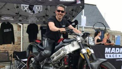 Photo of Британський мільйонер загинув, намагаючись побити рекорд швидкості на мотоциклі
