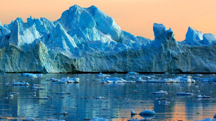 В Арктиці знайшли потужне джерело парникового газу