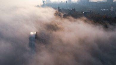 Photo of Київ потрапив у топ-15 найбрудніших міст світу за якістю повітря