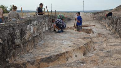 Photo of Археологи виявили на Луганщині 4500-річні поховання