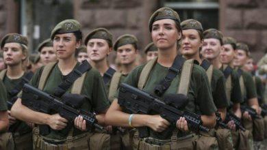 Photo of У Збройних силах України нарахували понад 30 тисяч жінок