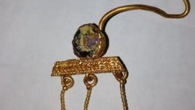 Photo of Під час розкопок у Болгарії знайшли античну золоту прикрасу