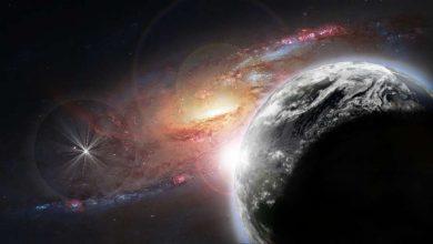 Photo of Вчені припускають, що через зіткнення з Протомісяцем, Земля втратила до 60% атмосфери