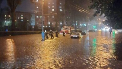 Photo of У Києві випала рекордна кількість опадів за 15 років
