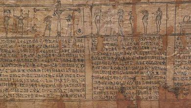 Photo of Розшифровано давньоєгипетський папірус про загробне життя