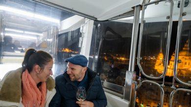 Photo of У Будапешті оглядове колесо перетворили на ресторан: скільки коштує вечеря