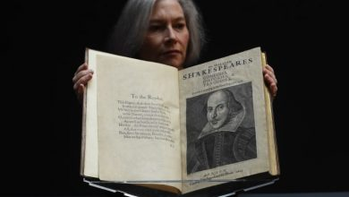 Photo of У Нью-Йорку продали першу збірку Шекспіра після його смерті за 10 мільйонів доларів