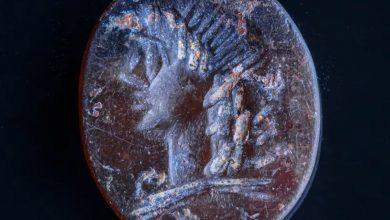 Photo of Рідкісний артефакт з портретом Бога знайшли археологи в Ізраїлі