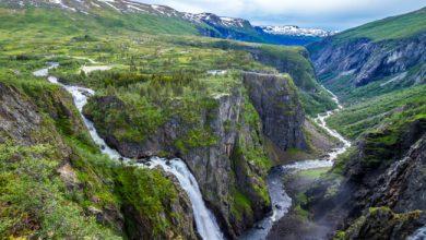 Photo of У Норвегії побудували міст на 99 сходинок через знаменитий водоспад Ворінгфоссен