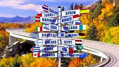 Photo of Куди поїхати відпочивати восени: 10 цікавих маршрутів