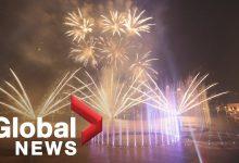 Photo of У Дубаї відкрили найбільший у світі фонтан (ВІДЕО)