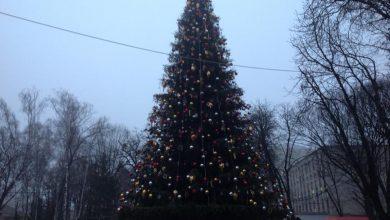 Photo of Вінниця відмовилась встановлювати головну новорічну ялинку