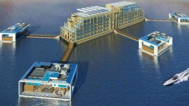 Photo of У Дубаї будують фешенебельний готель на воді (ФОТО)