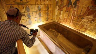 """Photo of Вчені у """"Місті мертвих"""" знайшли 100 саркофагів віком 2500 років"""