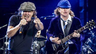 Photo of AC/DC презентували перший альбом за 6 років