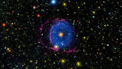 Photo of Вчені з'ясували, як утворилася туманність «Синє Кільце»