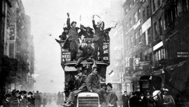 Photo of Кінець Першої світової війни: як це було