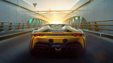 Photo of Ferrari презентував новий спортивний електромобіль класу люкс (ФОТО)