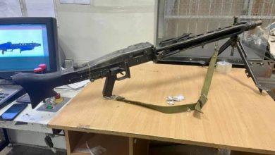 Photo of Українець намагався поштою відправити у Францію кулемет Гітлера